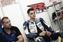 Fran Rodríguez terminará la temporada junto al Team Torrentó