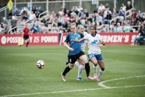 Amy Rodriguez to miss rest of season with ACL tear in left knee