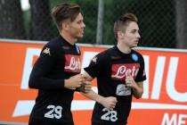 """Napoli, Rog: """"Sarri è contento di me, arriverà il mio momento"""""""
