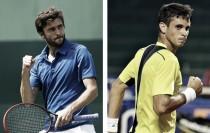 Rogério Dutra Silva é derrotado por Gilles Simon na segunda rodada do Australian Open (0-3)