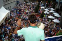 """Federer: """"Avevo pensato di non giocare a Cincinnati"""""""