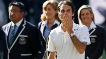 Federer consolato da William e Kate
