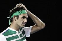 Atp, Federer operato al menisco. Un mese di stop, salta Rotterdam e Dubai