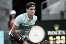 Un virus obliga a Roger Federer a despedirse de Miami