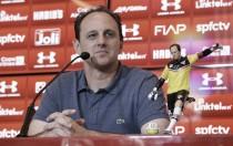 Agora é oficial: Rogério Ceni é o novo técnico do São Paulo