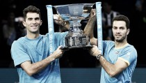 Rojer alcanza las 300 victorias en dobles