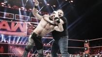 Seth Rollins injured on Raw