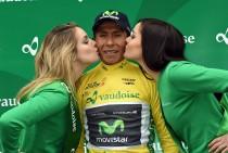 """Nairo Quintana: """"Me podría haber ganado de todas formas"""""""