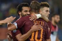 Roma, ecco il gioco e i gol!