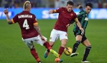 Risultato Sassuolo - Roma, partita Serie A 2015/2016 (0-2): la sblocca Salah, la chiude El Sha