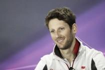 Romain Grosjean no esperaba estar tan arriba al inicio de temporada