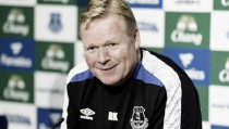 New signings could make debuts against West Brom but Koeman is still keen to add to squad