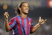 Ronaldinho: Vivendo como rir