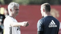 Wayne Rooney reveals his new number 10 position under Jose Mourinho