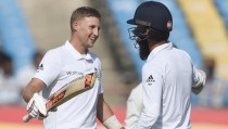 India vs England - First Test, First Day: Root century lights up the first day of series
