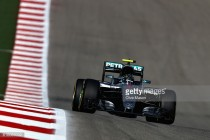 United States GP FP2: Rosberg back on top