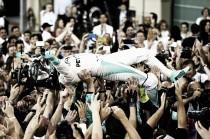 É campeão! Rosberg conquista primeiro título mundial de Fórmula 1 em Abu Dhabi; Hamilton vence GP