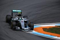 Rosberg consigue la pole en Hockenheim y Hamilton sale segundo
