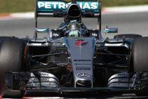 F1 Gp di Silverstone. FP2: ancora Rosberg