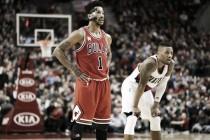 NBA, torna Rose e i Bulls passano a Portland (88-93)