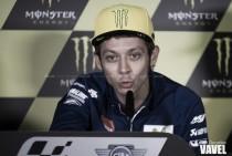 """Valentino Rossi: """"Todos los favoritos están delante y queda mucho por hacer"""""""