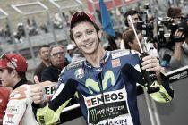 """Valentino Rossi: """"Estoy muy satisfecho con el progreso de hoy, estaba confiado"""""""