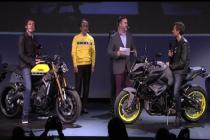 Gala Yamaha, gelo Rossi - Lorenzo