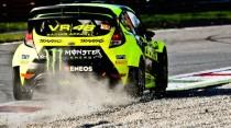 Valentino Rossi vince il Monza Rally Show