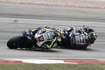 MotoGp - Rossi VS Lorenzo: le combinazioni per la vittoria