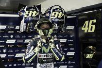 """Valentino Rossi: """"Los tiempos no son suficientemente rápidos"""""""