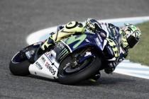 Valentino Rossi secures Jerez MotoGP pole position