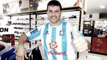 """Gustavo Roverano: """"Tendré sentimientos encontrados cuando enfrente a Alianza Lima"""""""