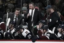 Colorado Avalanche's V.P. of Hockey Operations/Head Coach Patrick Roy resigns