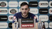 """Lucas advierte: los partidos de Getafe y Córdoba """"marcarán la salvación"""""""