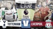 Resultado Tottenham vs Liverpool en vivo online en la Premier League 2016