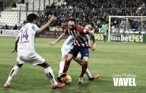 Fotos e imágenes del Málaga 1-0 Atlético de Madrid, jornada 16 de la Liga BBVA