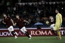 Roma 2-2 Sassuolo: Garcia's men fight back in fiesty four-goal encounter