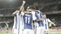 Real Sociedad - Real Betis: puntuaciones de la Real Sociedad, jornada 7 de La Liga