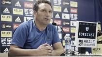"""Eusebio Sacristán: """"Para ganar al Eibar tendremos que igualarlos en intensidad"""""""