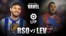 Real Sociedad - Levante: urgencia granota en Anoeta
