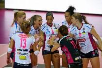 Volley femminile - Igor Novara: una stagione da archiviare in fretta