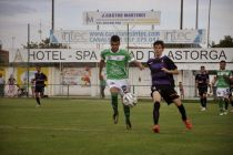 """Sporting de Gijón """"B"""" - Atlético Astorga: comienza el duelo gijonés-maragato"""