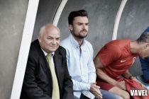 Rubén Albés, nuevo entrenador del Promesas