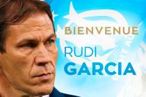 Rudi García es nuevo entrenador del Marsella
