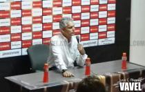 """Reinaldo Rueda: """"Perdí en los cambios, por más fuimos menos"""""""