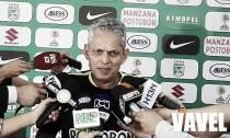"""Reinaldo Rueda: """"Todo el plantel está dispuesto para jugar"""""""