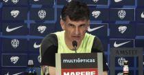 """Mendilibar: """"Si tenemos la intensidad de los entrenamientos, haremos un buen partido"""""""
