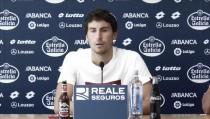 "Pedro Mosquera: ""Me hace mucha ilusión ser capitán"""