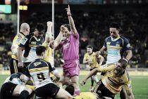 Hurricanes 29-9 Brumbies: Canes to host next week's final after demolition job in Wellington