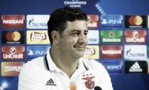 """Rui Vitória: """"El Napoli es muy fuerte, es necesario estar concentrados todo el partido"""""""
